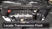 2012 GMC Acadia SLE 3.6L V6 Líquido de transmisión