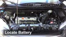 2012 Honda CR-V EX-L 2.4L 4 Cyl. Battery
