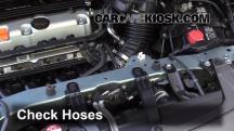 2012 Honda CR-V EX-L 2.4L 4 Cyl. Hoses