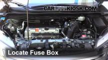 2012 Honda CR-V EX-L 2.4L 4 Cyl. Fusible (motor)