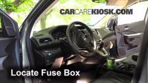 2012 Honda CR-V EX-L 2.4L 4 Cyl. Fusible (interior)