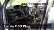 2012 Honda CR-V EX-L 2.4L 4 Cyl. Compruebe la luz del motor