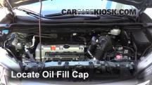 2012 Honda CR-V EX-L 2.4L 4 Cyl. Aceite