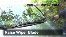 2012 Honda CR-V EX-L 2.4L 4 Cyl. Windshield Wiper Blade (Front)