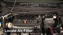 2012 Honda Civic EX-L 1.8L 4 Cyl. Sedan Filtro de aire (motor)