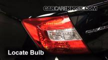 2012 Honda Civic EX-L 1.8L 4 Cyl. Sedan Lights