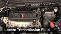2012 Honda Civic EX-L 1.8L 4 Cyl. Sedan Transmission Fluid