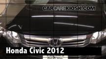 2012 Honda Civic EX-L 1.8L 4 Cyl. Sedan Review