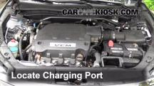 2012 Honda Crosstour EX-L 3.5L V6 Aire Acondicionado