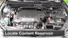 2012 Honda Crosstour EX-L 3.5L V6 Pérdidas de líquido