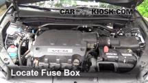 2012 Honda Crosstour EX-L 3.5L V6 Fusible (motor)