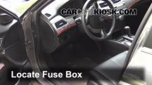 2012 Honda Crosstour EX-L 3.5L V6 Fusible (interior)