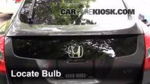 2012 Honda Crosstour EX-L 3.5L V6 Luces