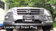 2012 Honda Crosstour EX-L 3.5L V6 Oil