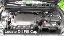2012 Honda Crosstour EX-L 3.5L V6 Aceite