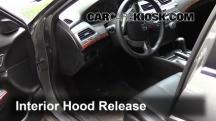 2012 Honda Crosstour EX-L 3.5L V6 Capó