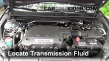 2012 Honda Crosstour EX-L 3.5L V6 Líquido de transmisión
