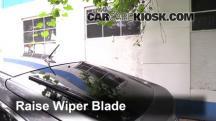 2012 Honda Crosstour EX-L 3.5L V6 Escobillas de limpiaparabrisas trasero