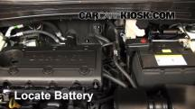 2012 Hyundai Tucson Limited 2.4L 4 Cyl. Battery