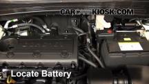 2012 Hyundai Tucson Limited 2.4L 4 Cyl. Batería