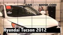 2012 Hyundai Tucson Limited 2.4L 4 Cyl. Review