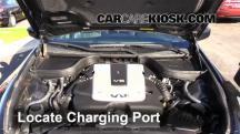 2012 Infiniti G25 X 2.5L V6 Air Conditioner