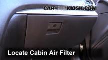 2012 Infiniti G25 X 2.5L V6 Air Filter (Cabin)