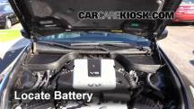 2012 Infiniti G25 X 2.5L V6 Battery