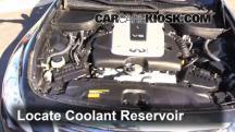 2012 Infiniti G25 X 2.5L V6 Coolant (Antifreeze)
