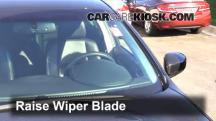 2012 Infiniti G25 X 2.5L V6 Windshield Wiper Blade (Front)