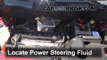 2012 Jeep Patriot Sport 2.0L 4 Cyl. Líquido de dirección asistida