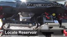 2012 Jeep Patriot Sport 2.0L 4 Cyl. Líquido limpiaparabrisas