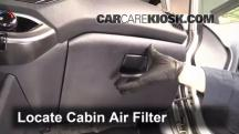 2012 Kia Rio5 LX 1.6L 4 Cyl. Air Filter (Cabin)