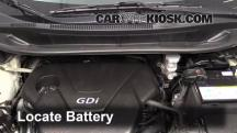 2012 Kia Rio5 LX 1.6L 4 Cyl. Battery