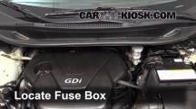 2012 Kia Rio5 LX 1.6L 4 Cyl. Fuse (Engine)