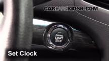 2012 Kia Sorento EX 3.5L V6 Clock