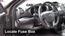 2012 Kia Sorento EX 3.5L V6 Fuse (Interior)