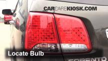 2012 Kia Sorento EX 3.5L V6 Lights