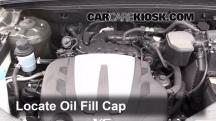 2012 Kia Sorento EX 3.5L V6 Aceite