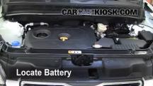2012 Kia Soul ! 2.0L 4 Cyl. Battery