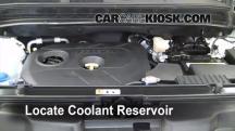 2012 Kia Soul ! 2.0L 4 Cyl. Coolant (Antifreeze)