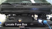 2012 Kia Soul ! 2.0L 4 Cyl. Fuse (Engine)