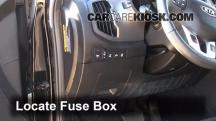 2012 Kia Sportage EX 2.4L 4 Cyl. Fuse (Interior)