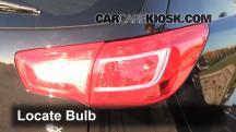 2012 Kia Sportage EX 2.4L 4 Cyl. Lights
