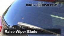 2012 Kia Sportage EX 2.4L 4 Cyl. Windshield Wiper Blade (Rear)