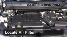 2012 Lincoln MKT 3.7L V6 Air Filter (Engine)