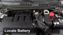 2012 Lincoln MKT 3.7L V6 Battery
