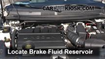 2012 Lincoln MKT 3.7L V6 Brake Fluid