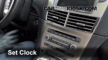 2012 Lincoln MKT 3.7L V6 Clock