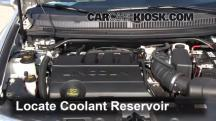 2012 Lincoln MKT 3.7L V6 Coolant (Antifreeze)